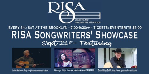 RISA Songwriters' Showcase