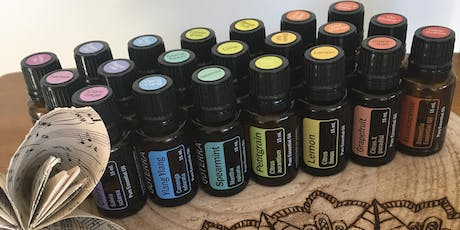 Essential Oils for Spring tickets