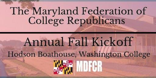 MDFCR Fall Kickoff!