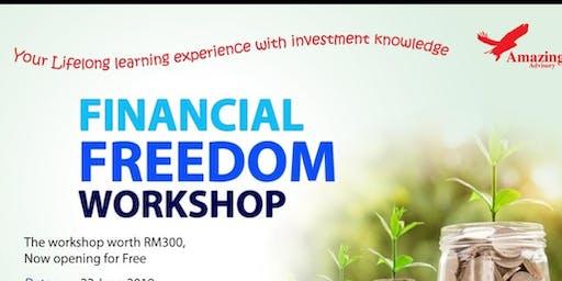 Financial freedom workshop