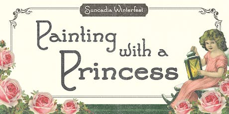 Painting with a Princess tickets