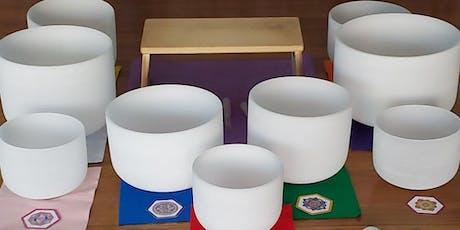 Crystal Bowl Meditation tickets