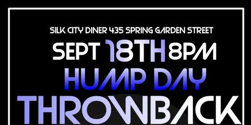 Hump Day Throwback Party - 80's, 90's, 00's Music All Night