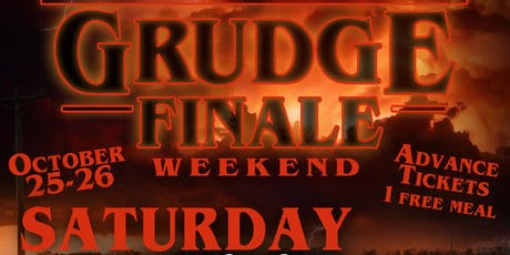 Custom T's Grudge Finale Weekend tickets