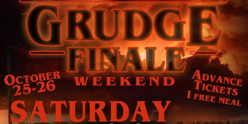 Custom T's Grudge Finale Weekend