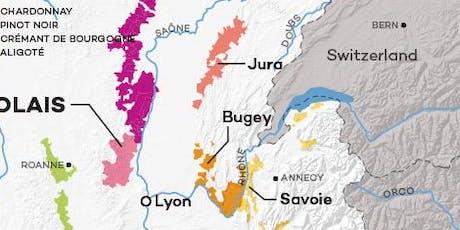 Découvrir le Jura et la Savoie tickets