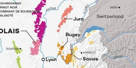 Découvrir le Jura et la Savoie