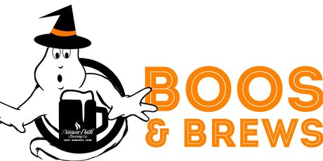 """Boos & Brews"" Halloween Costume Party tickets"