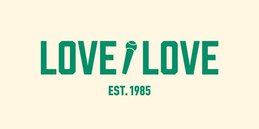 Love/Love - In tennis, love means nothing.