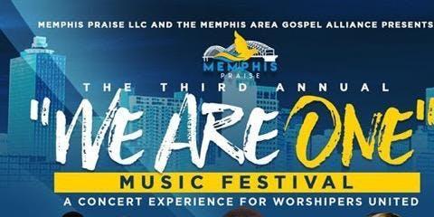 Memphis Praise Free Concert