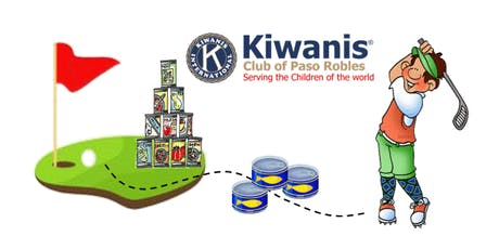 Kiwanis Mini Golf Food Drive tickets