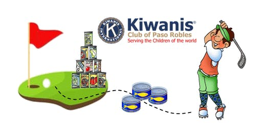 Kiwanis Mini Golf Food Drive