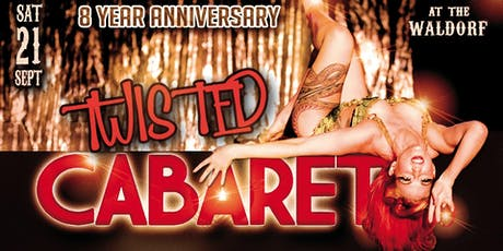 Twisted Cabaret tickets