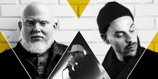 BROTHER ALI + EVIDENCE + Marlon Craft
