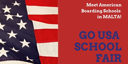 Go USA School Fair in Malta - Meet with American Boarding Schools