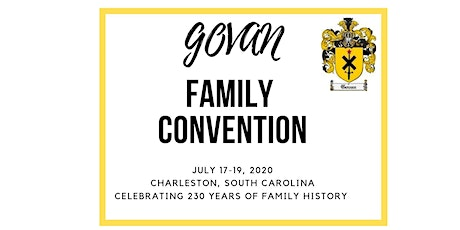 2020 Govan Family Convention tickets