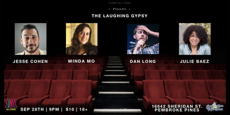 The Laughing Gypsy Comedy Show tickets