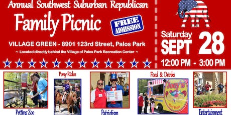 Annual Southwest Suburban Republican Family Picnic tickets
