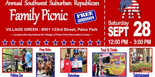 Annual Southwest Suburban Republican Family Picnic