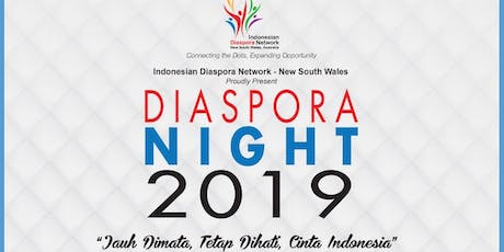Indonesian Diaspora Night 2019 tickets