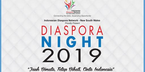 Indonesian Diaspora Night 2019