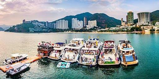Yacht Golf Hong Kong 2019