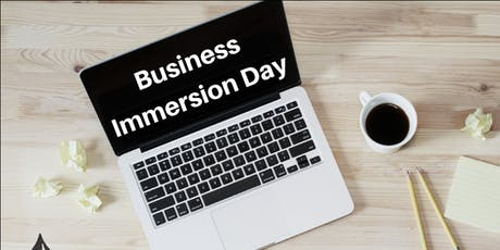 Business Immersion Day tickets