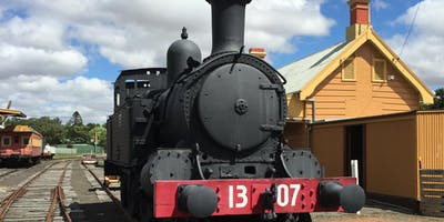 Yass Railway Museum Picnic Day