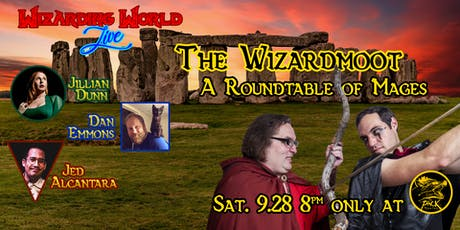 Wizarding World LIVE: A Magical Talk Show tickets