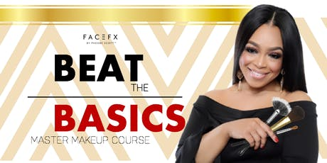 FACEFX: Beat the Basics Master Makeup Course tickets
