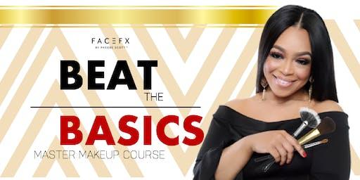 FACEFX: Beat the Basics Master Makeup Course