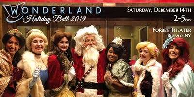 Wonderland Holiday Ball 2019