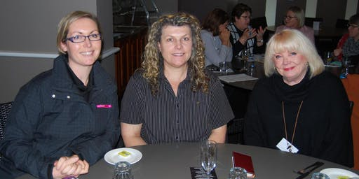 Women in Business Regional Network - Victor Harbor dinner 31/10/19