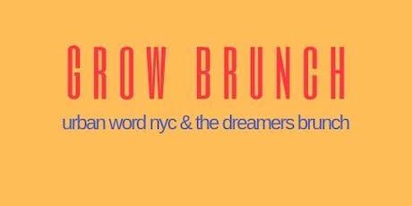 Grow Brunch tickets