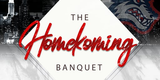The Homecoming Banquet: A Black Tie Affair