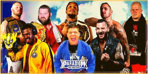 Paradigm Pro Wrestling - Fighting Spirit Heavyweight Grand Prix