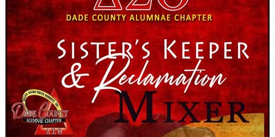 DCAC: My Sister's Keeper & Reclamation Mixer (Deltas only)