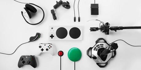 Switch Controls & Accessible Gaming Workshop | TOM Queensland 2019 tickets