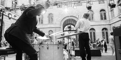 Concert Jam Jazz, Thomas Racine, Hommage à Gene Krupa, 19 sept