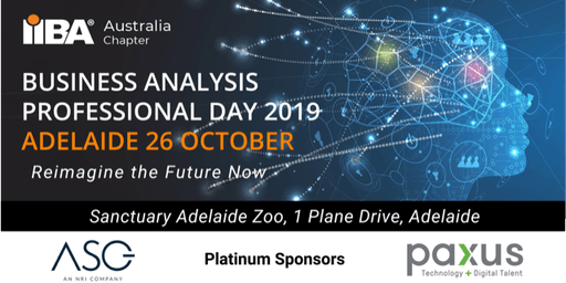 Business Analysis Professional Day 2019 - Adelaide