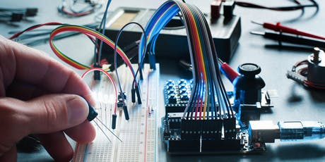 Electronics Soldering & Arduino Workshop | TOM Queensland 2019 tickets
