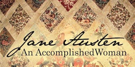 Jane Austen Society of North America & Carroll University Symposium tickets