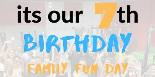 World Gym Southside 7th Birthday Open Day