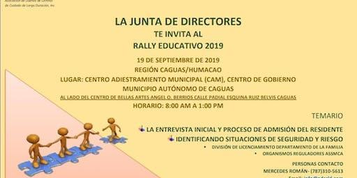 Rally ADCCLD 2019, Región Caguas / Humacao