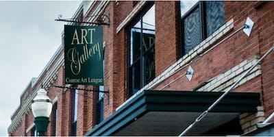 Artist's Reception - Saturday, October 19