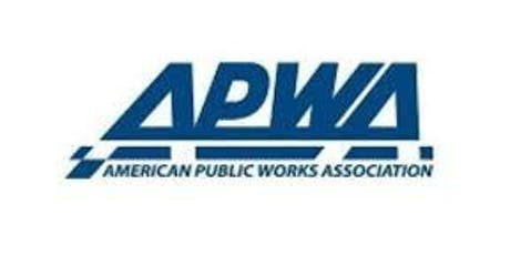 VIP Tour - American Public Works Association  tickets