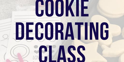 Fall Cookie Decorating Class at Hammer&Stain