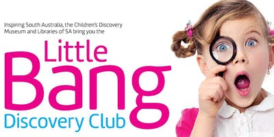 Little Bang After School Science Discovery Club- Ages 4-7 years