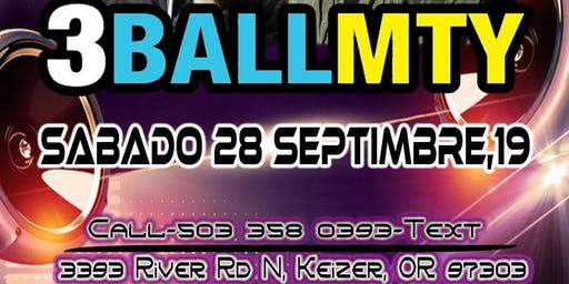 3BallMTY en Tequilas Night Club