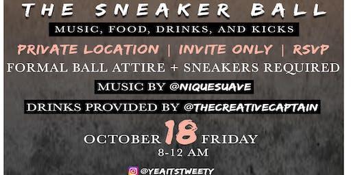 Tweety's 25th Sneaker Ball